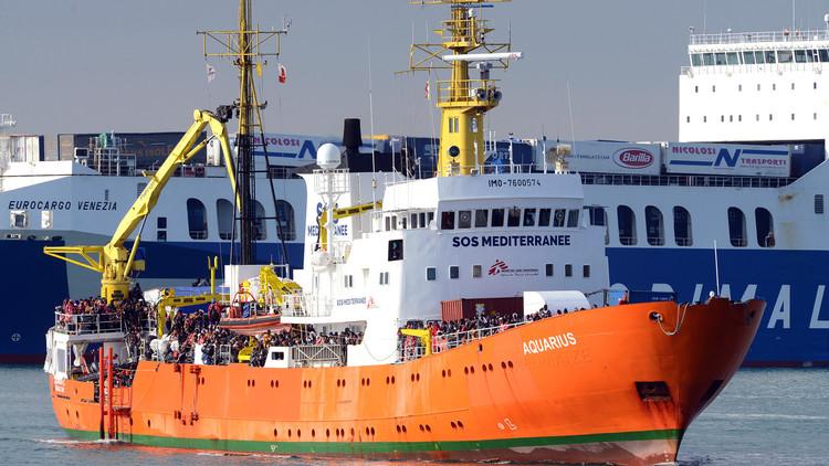 مدعي عام إيطالي يتهم منظمات أوروبية بالتواطؤ مع تجار البشر بليبيا