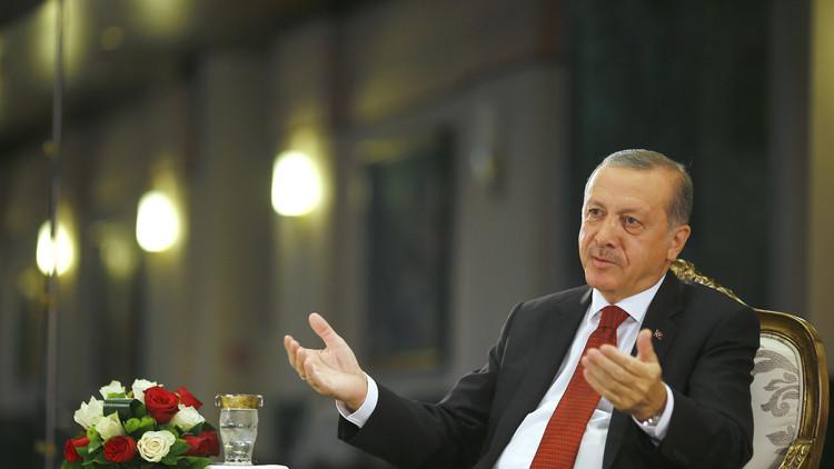 رسالة لافتة من أردوغان إلى الأرمن