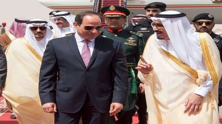 مجلس الوزراء السعودي يوافق على مشاريع مع مصر