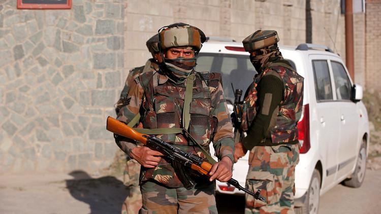 الماويون في الهند يشنون هجوما دمويا على قوات الأمن