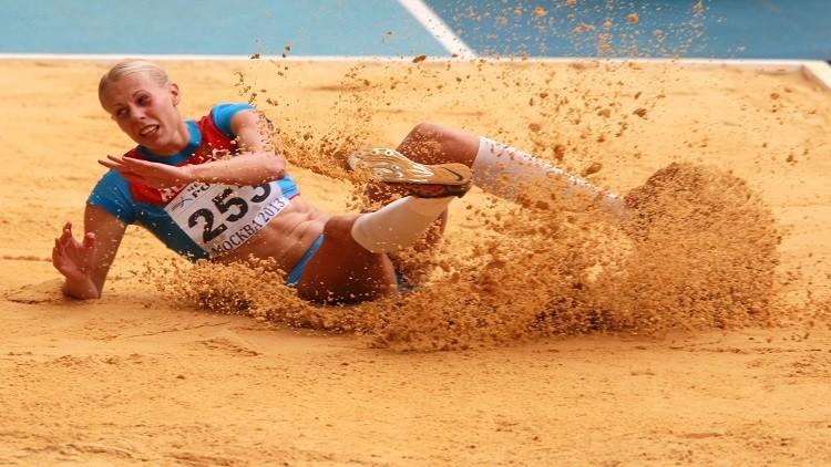 تجريد الروسية تشيرنوفا من ميداليتها البرونزية في الأولمبياد