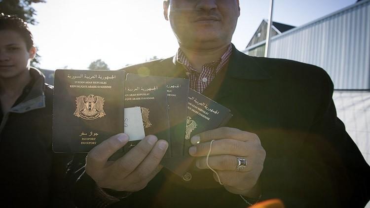 وقف تمديد جوازات السفر السورية في بعض الدول