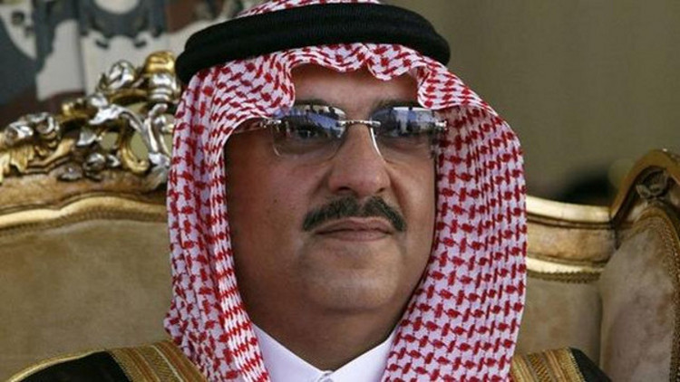 ولي العهد السعودي يبحث مع مبعوث الرئيس الأمريكي سبل القضاء على داعش