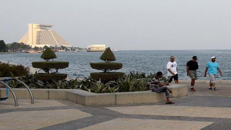 الدوحة تبحث مشاريع ضخمة مع موسكو