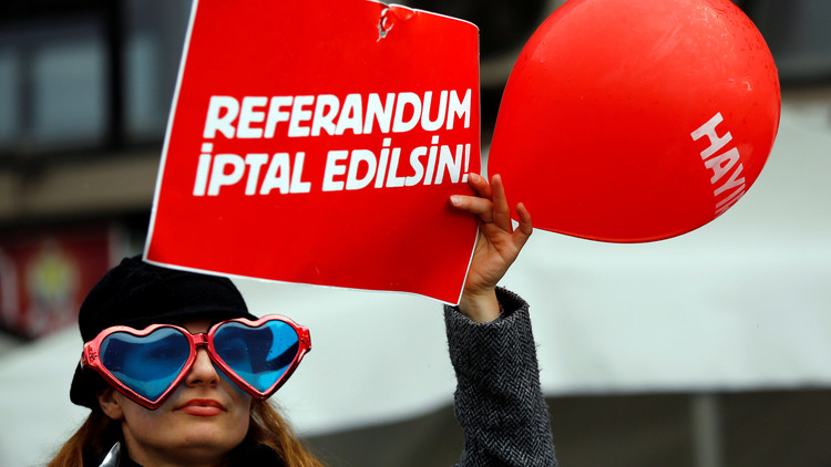 المحكمة التركية العليا ترفض طعون المعارضة بشأن الاستفتاء