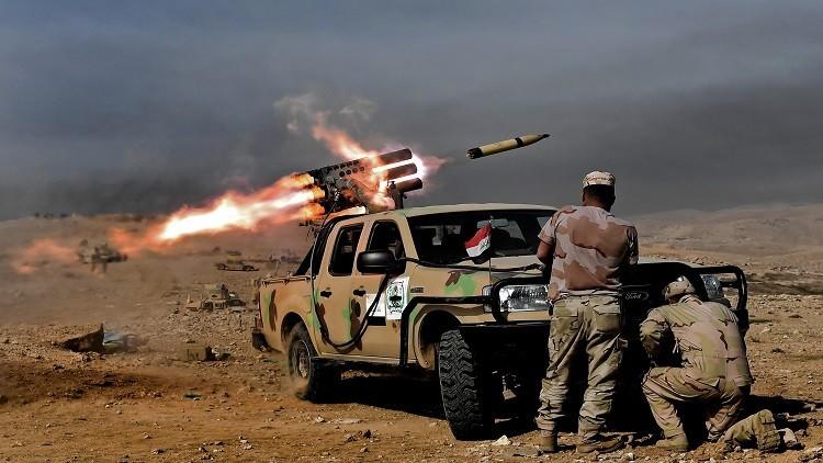 الجيش العراقي يستعيد السيطرة على حي التنك في الموصل