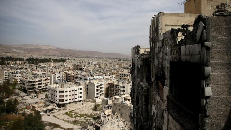 لافروف: سنتصدى لمحاولات تغيير النظام بسوريا