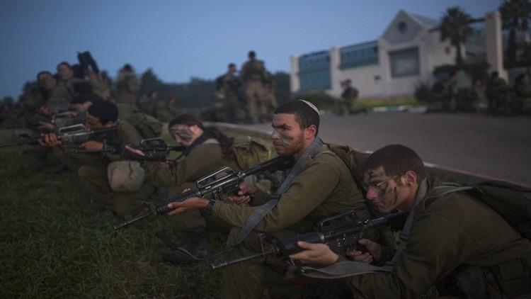 إصابة شاب فلسطيني برصاص الجيش الإسرائيلي