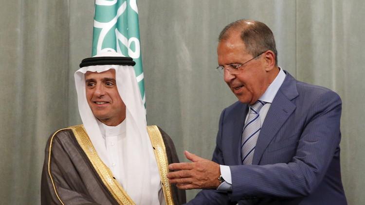 لافروف يلتقي الجبير في موسكو