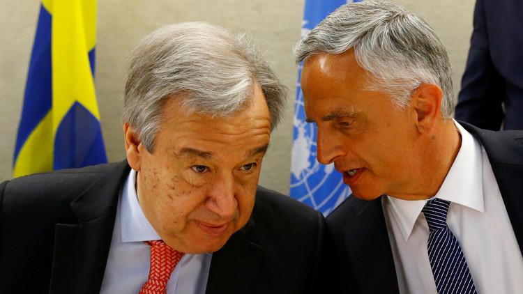 سويسرا: مستعدون لاستضافة مفاوضات سلام بشأن اليمن