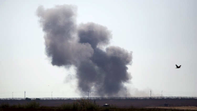 أفراد قبيلة في سيناء يقتلون