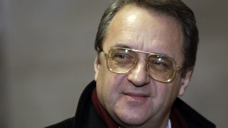 بوغدانوف يعلن الإفراج عن 5 بحارة روس في ليبيا