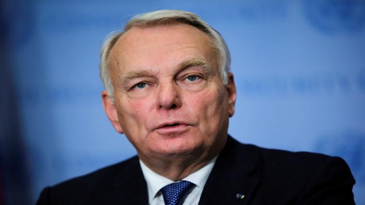وزير الخارجية الفرنسي: تأكدنا من مسؤولية النظام السوري عن هجوم خان شيخون