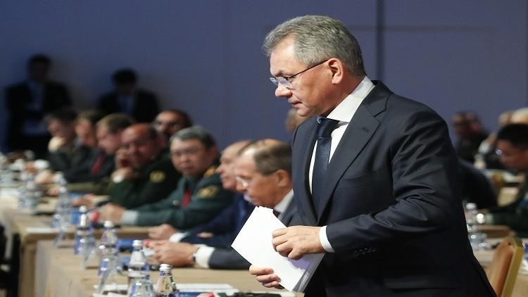 شويغو: التعاون الروسي الإسرائيلي يعزز مكافحة الإرهاب