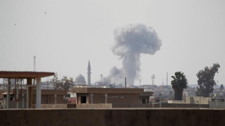 قوات الحشد الشعبي تفرض سيطرتها على مدينة الحضر الأثرية جنوب الموصل