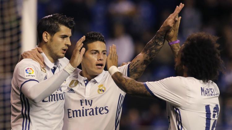 ريال مدريد يستعيد توازنه بسداسية في شباك لاكورونيا