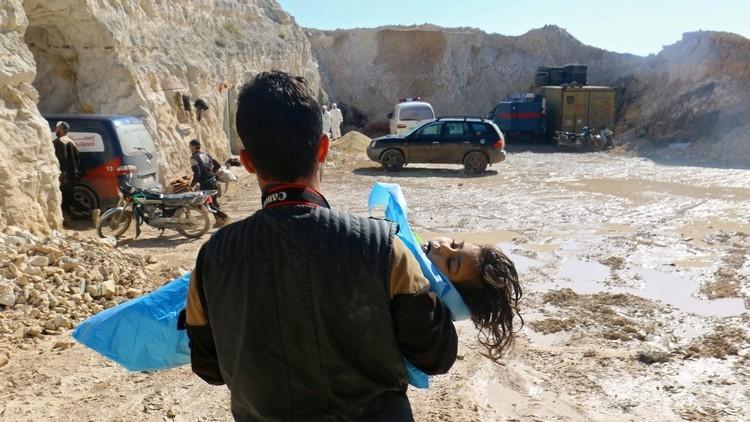 المخابرات الفرنسية تتهم دمشق بتنفيذ هجوم بالسارين