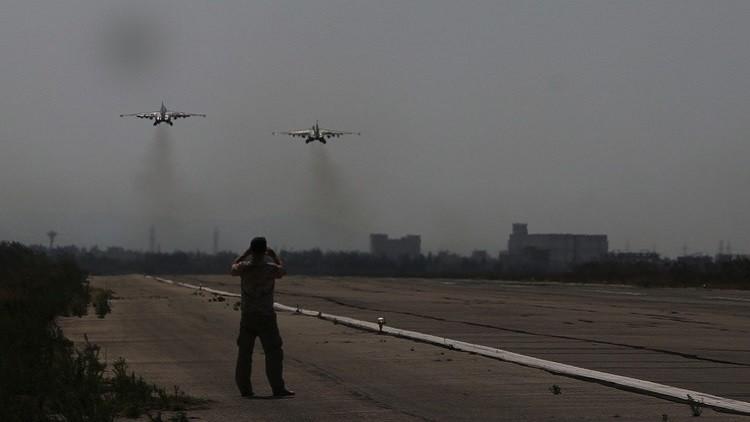 تقليص المجموعة الجوية الروسية في سوريا لن يخل بميزان مكافحة الإرهاب