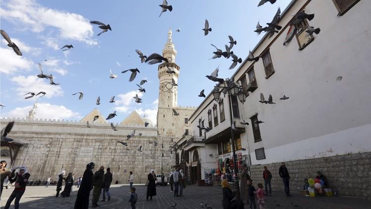 دمشق: تقرير الاستخبارات الفرنسية مفبرك