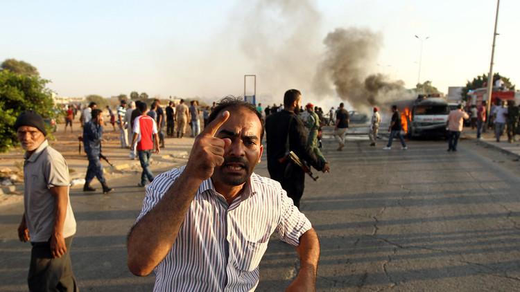 القذائف العشوائية تقتل 55 شخصا في بنغازي خلال 3 سنوات