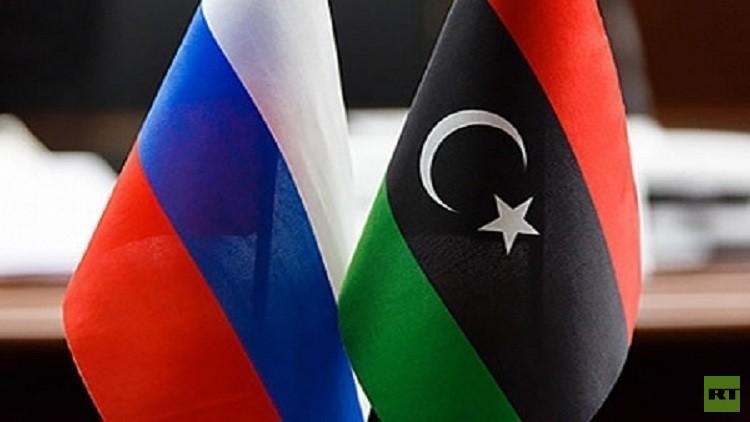 ليبيا تدعو رئيس لجنة الدفاع في الدوما إلى زيارتها