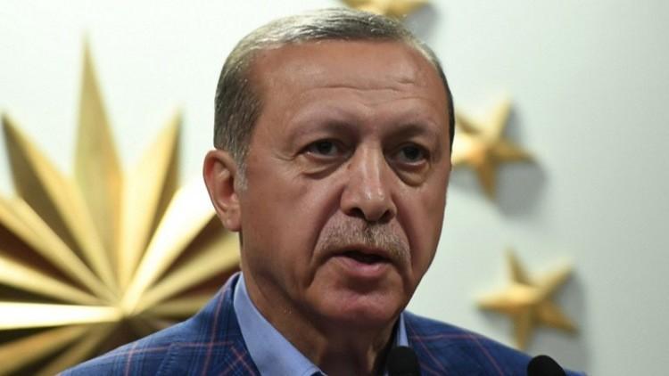 أردوغان يترشح لزعامة حزب
