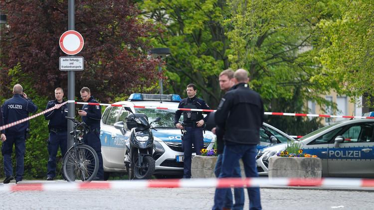 إصابة مشتبه به برصاص شرطي داخل مستشفى في برلين