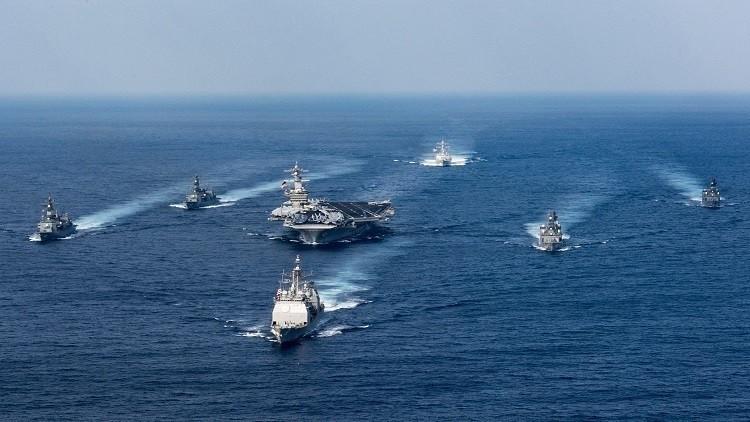 واشنطن: نرغب بعلاقة تشاركية في بحر الصين