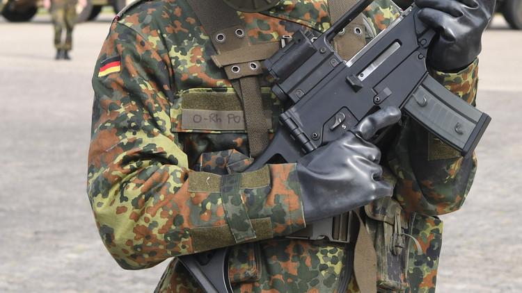 اعتقال جندي ألماني ادعى أنه لاجئ سوري!