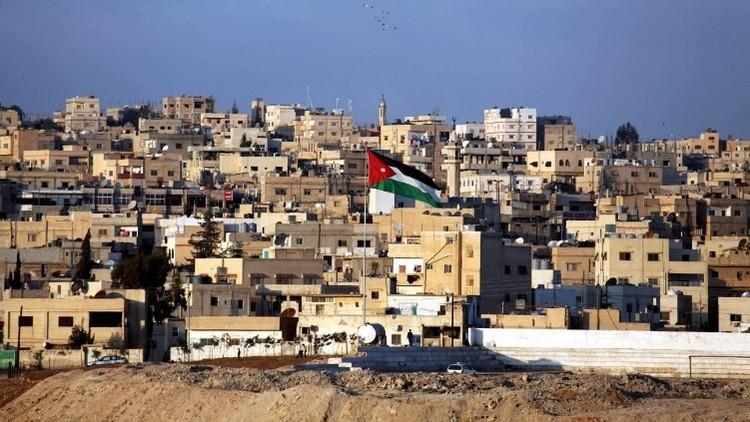 حريق في أحد مباني رئاسة الوزراء الأردنية