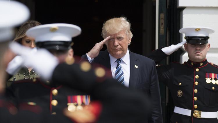 ترامب: احتمال لنزاع كبير مع كوريا الشمالية