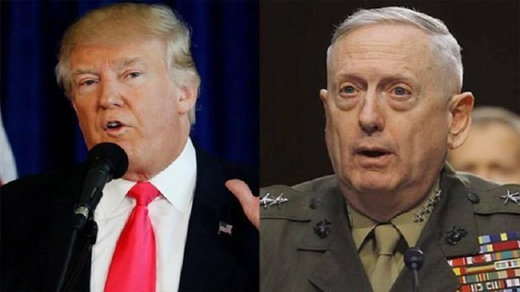 ترامب يوكل أمر سوريا والعراق إلى البنتاغون