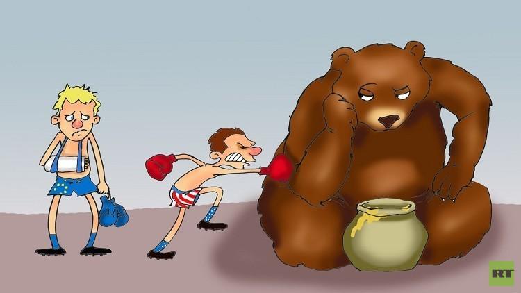 تقدير أممي لخسائر الغرب نتيجة العقوبات على روسيا