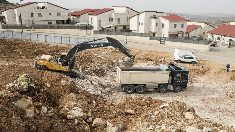 إسرائيل تنوي بناء 15 ألف مستوطنة في القدس الشرقية
