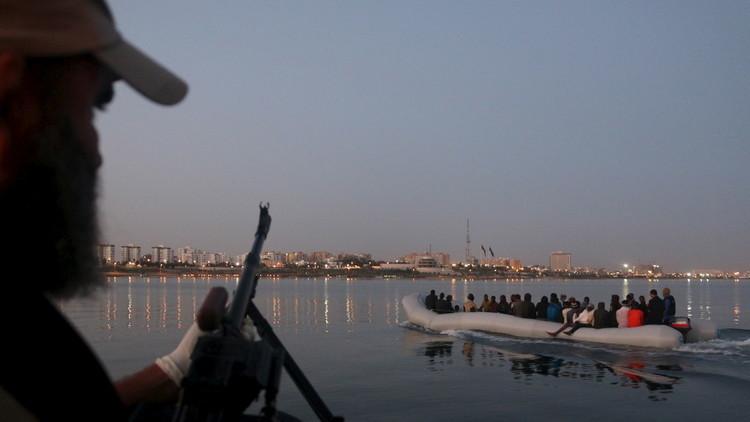 القوات الليبية تستولي على ناقلتين تهربان النفط