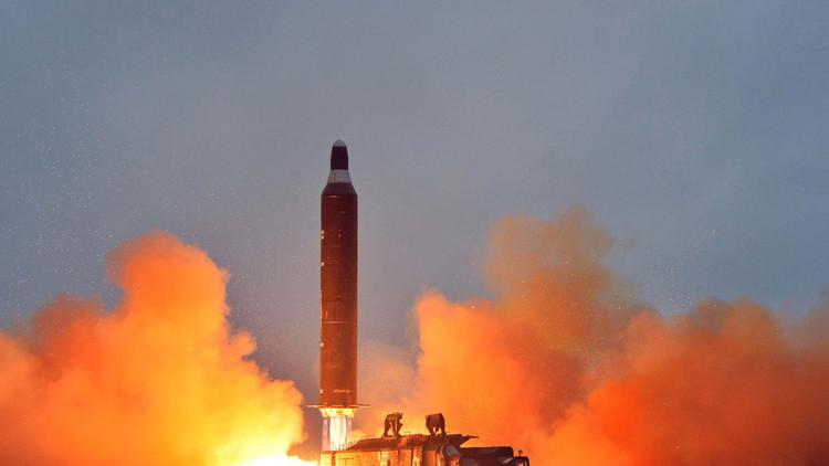 كوريا الشمالية تجري تجربة صاروخية جديدة وواشنطن تؤكد فشلها