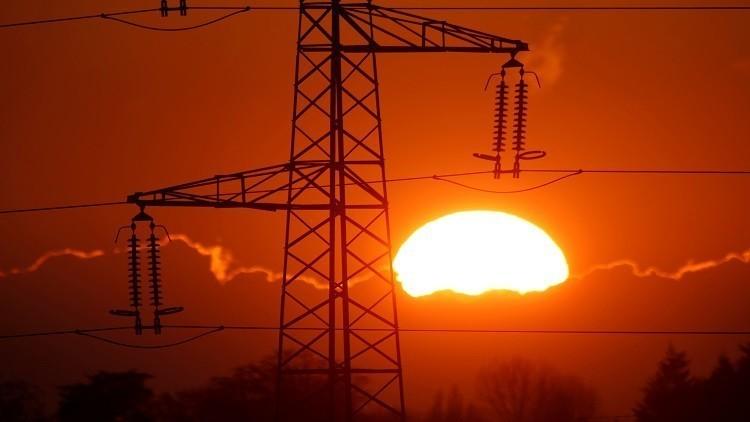 شبكة كهرباء بين روسيا وإيران