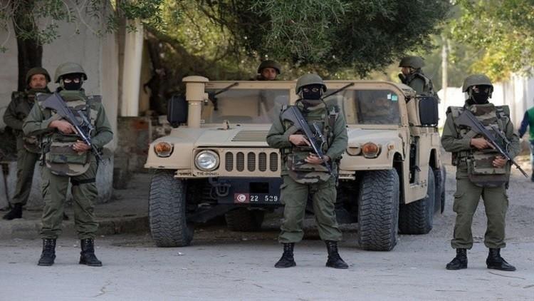 الجيش التونسي يدفع بتعزيزات إلى الجنوب