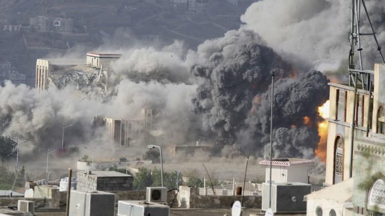 50 قتيلا من المسلحين الحوثيين وقوات صالح في اليمن