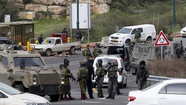 إسرائيل تغلق الضفة الغربية وقطاع غزة