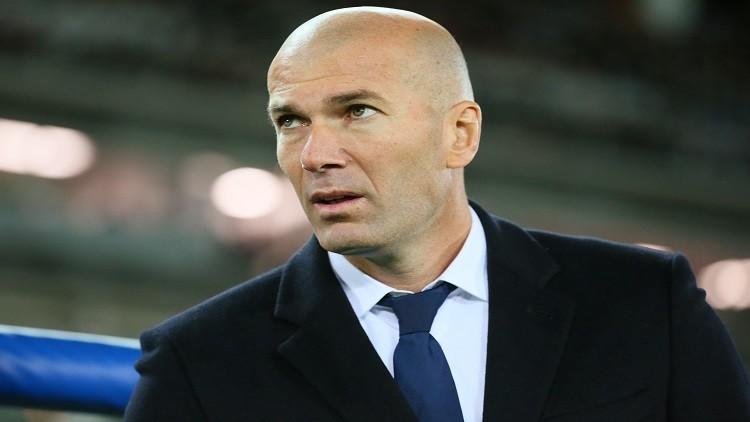 زيدان: ريال مدريد أفضل فريق في العالم