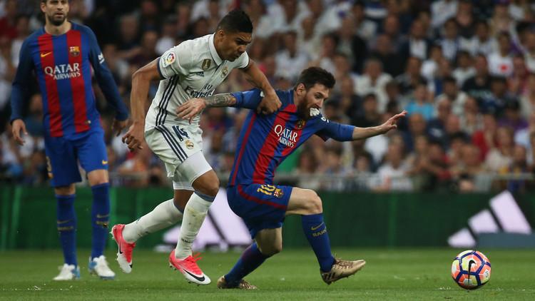 هل يفرط الريال في لقب الليغا لغريمه برشلونة؟
