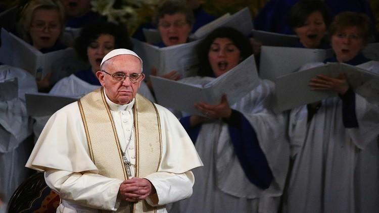 البابا فرنسيس: زيارتي إلى مصر دينية ولا تفسروها سياسيا