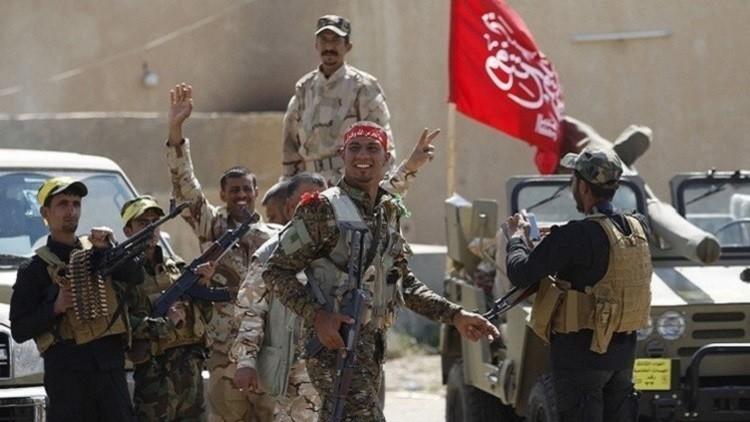 الحشد الشعبي يكشف مكان البغدادي