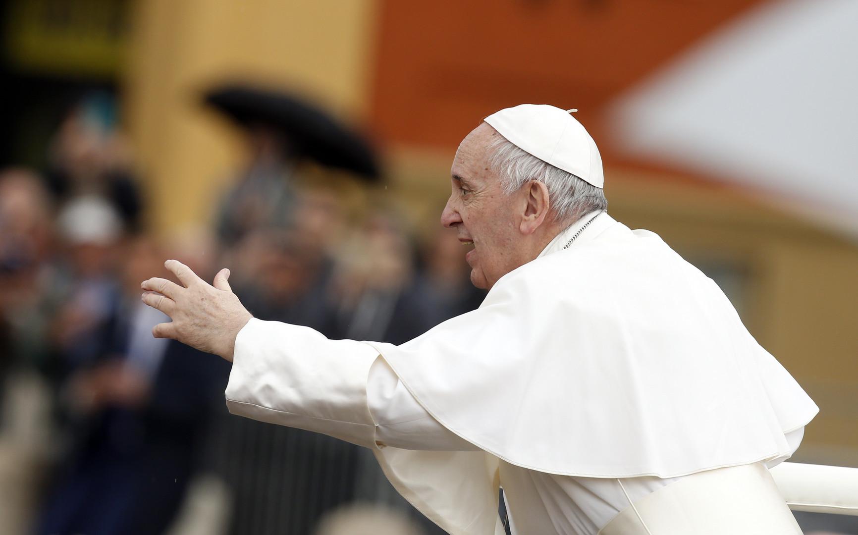 Image result for البابا فرنسيس