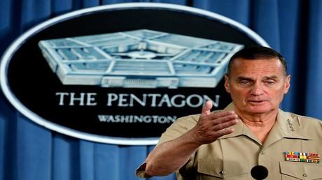 جيمس جونز القائد السابق لقوات حلف الناتو