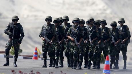 القوات الخاصة المصرية - أرشيف