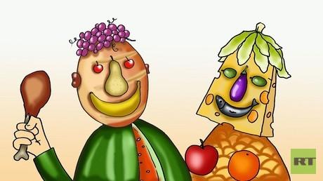 التنوع الغذائي يحميك من الاكتئاب