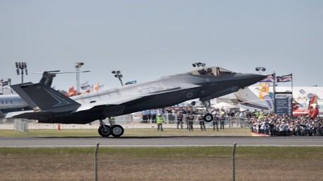 مقاتلة إف- 35