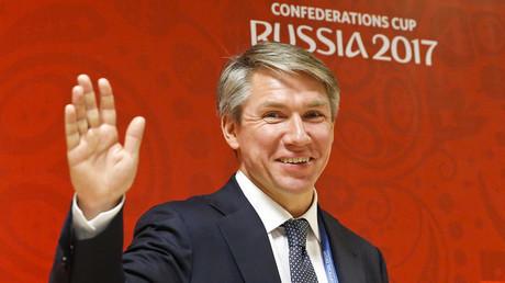 ألكسي سوروكين رئيس اللجنة المنظمة لكأس العالم